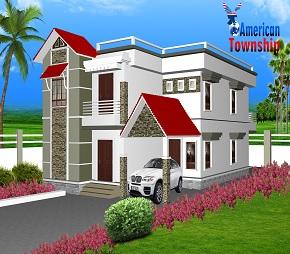 Pride India American Township Villas Flagship