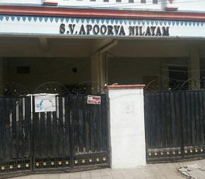 SV Apporva Nilayam Flagship