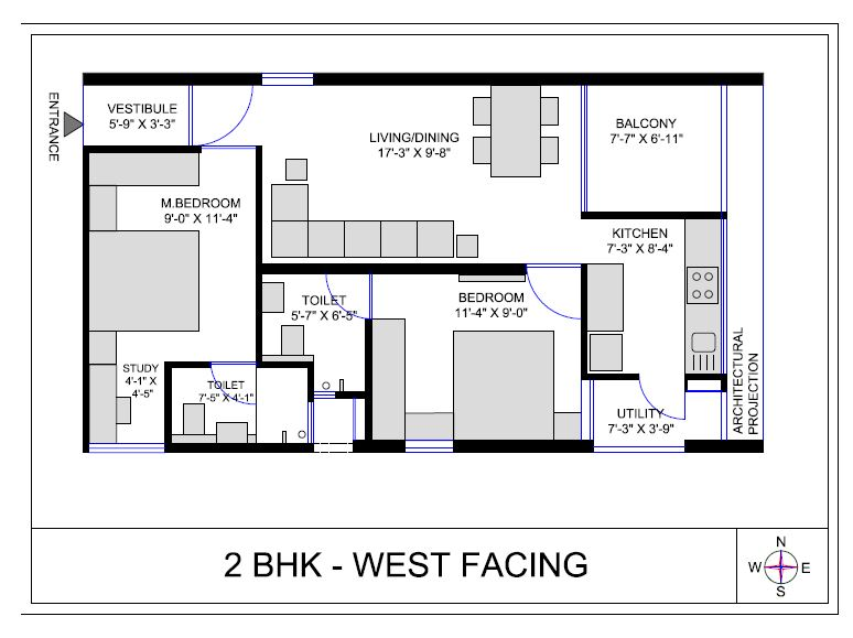 incor live by lake apartment 2 bhk 964sqft 20202307152309