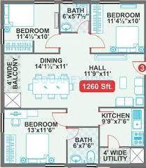 legend cyrus apartment 3bhk 1260sqft1