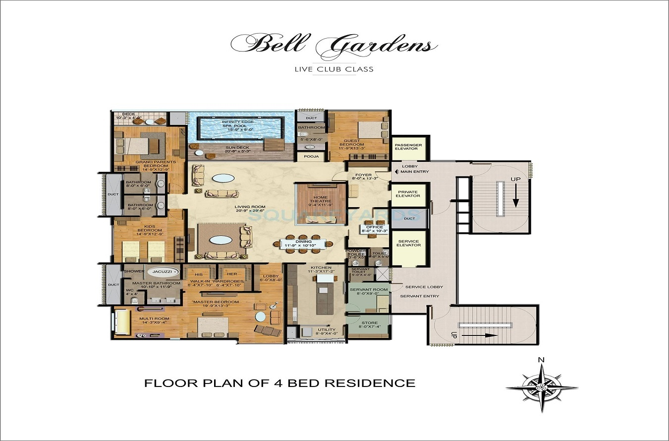 lodha bell gardens apartment 4 bhk 4761sqft 20214003134015