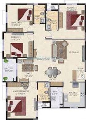 mahindra lifespaces ashvita apartment 4bhk 2035sqft1