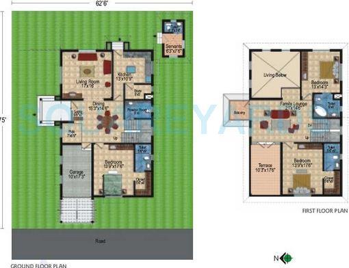 prajay prajay celebrity villas villa 3bhk 3700sqft 1