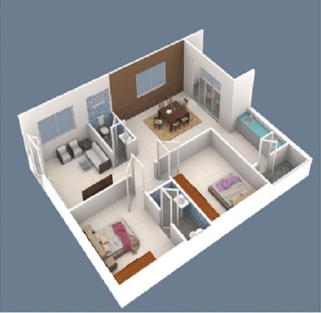 sri vyshnav gardenia apartment 2 bhk 1621sqft 20213007133041
