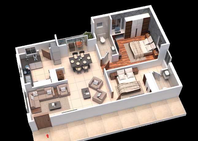 vasavi sri nivasam apartment 2 bhk 1135sqft 20213105183133
