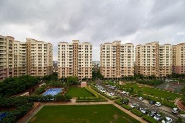 ashiana daksh phase 1 project tower view1