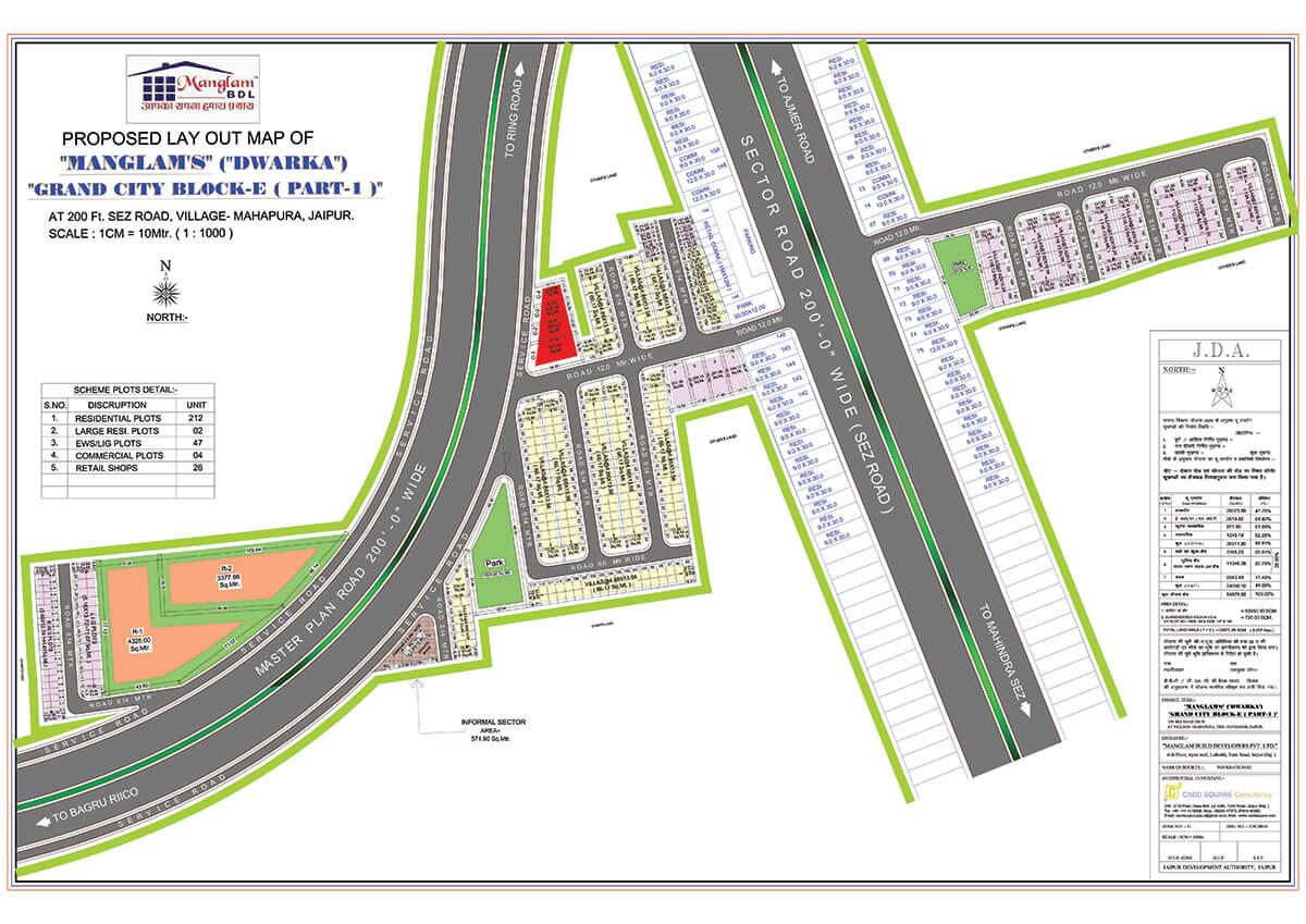 manglam dwarika master plan image1