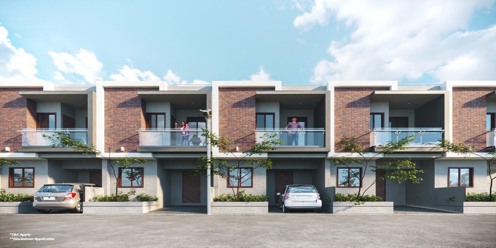 nandan prime villas project project large image1