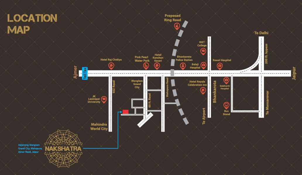 one realty nakshatra location image1