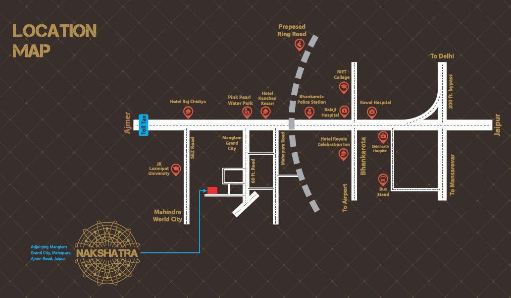 one realty nakshatra location image1