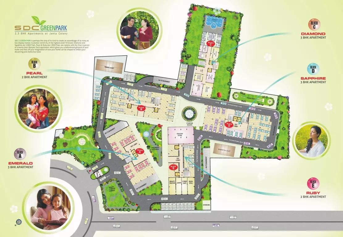 sdc green valley master plan image5