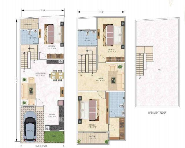 gangaa kotecha royal exotica  villa 3 bhk 2300sqft 20201612131644