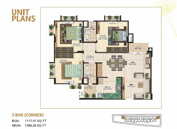 mahima bellevista apartment 3bhk 1396sqft41