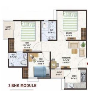 mojika laxmi vihar apartment 3 bhk 569sqft 20205023105051