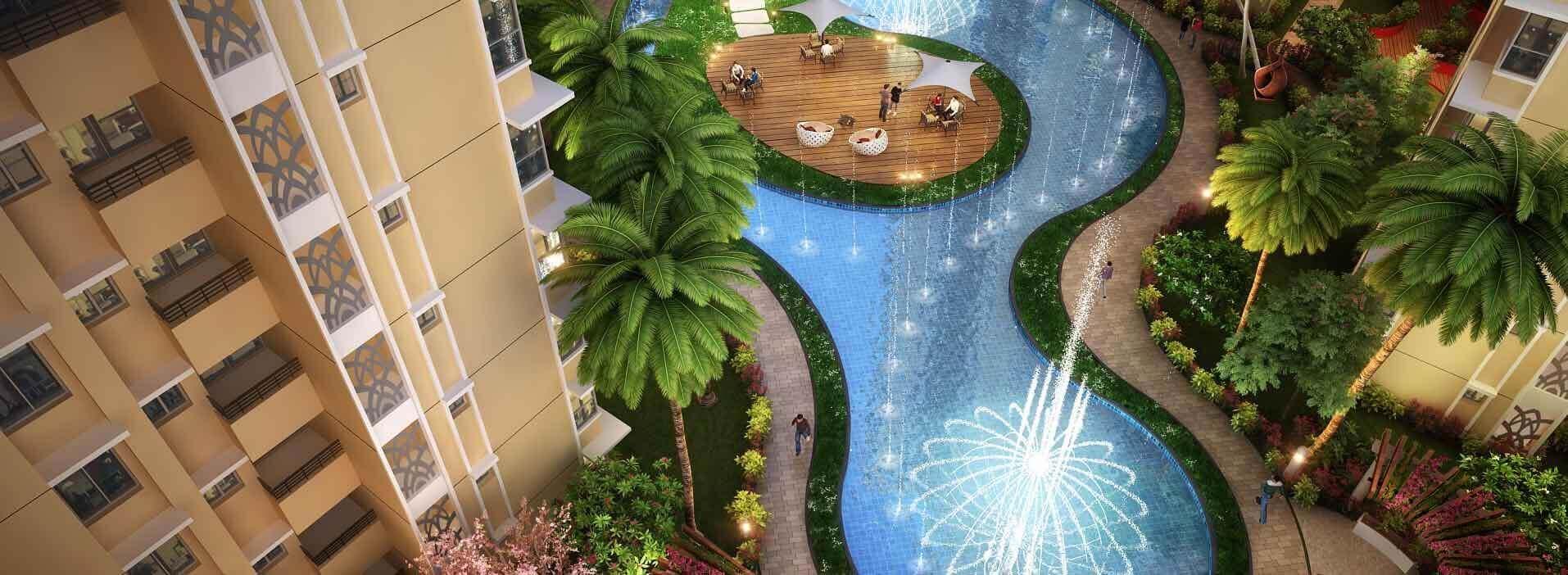 alcove new kolkata amenities features6