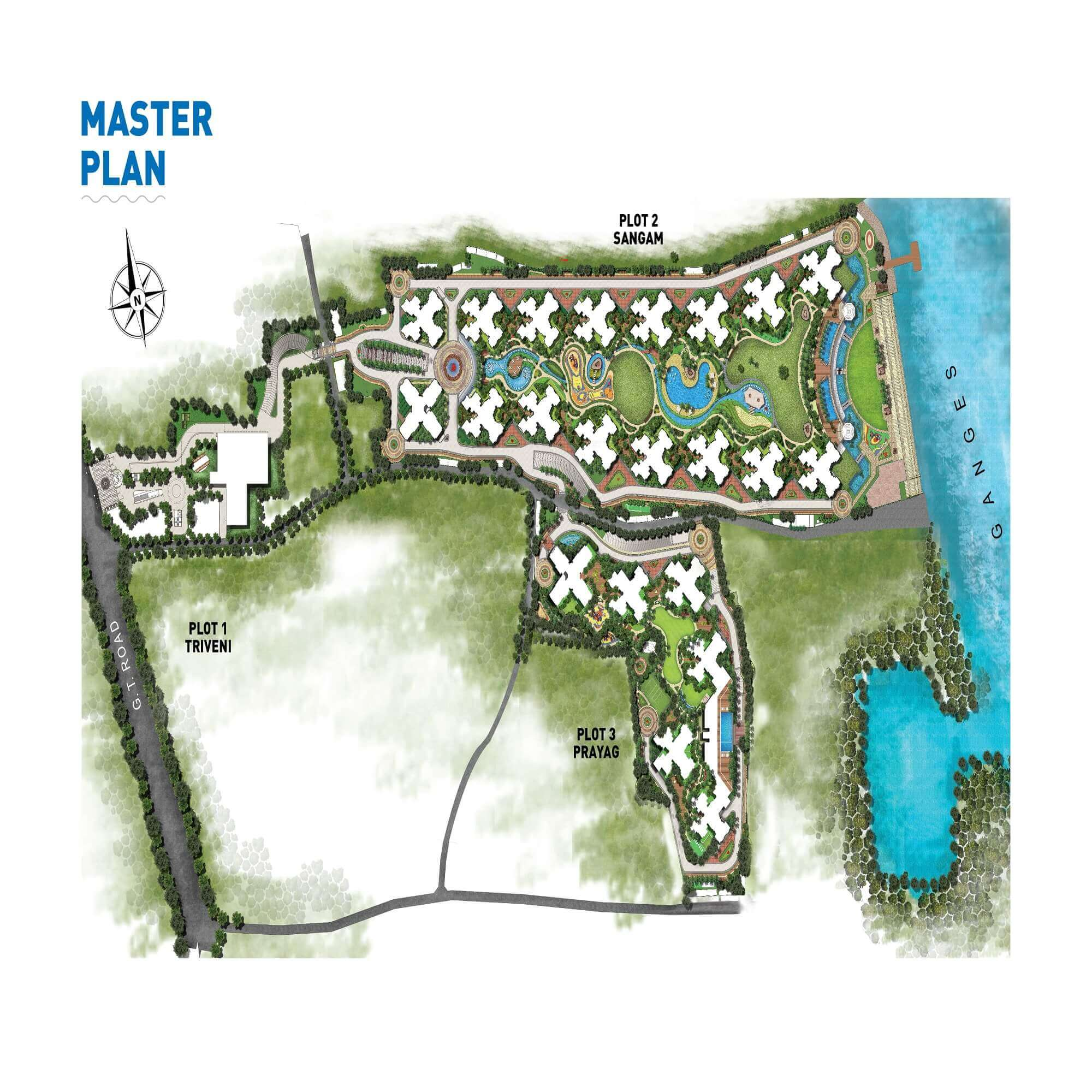 alcove new kolkata master plan image5