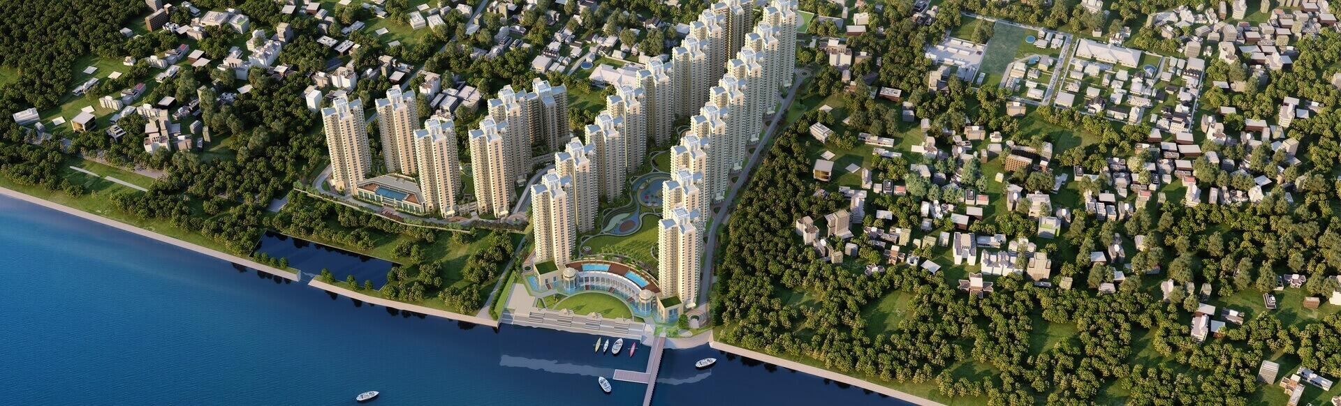 alcove new kolkata tower view8
