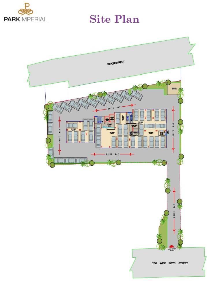 arya park imperial master plan image1