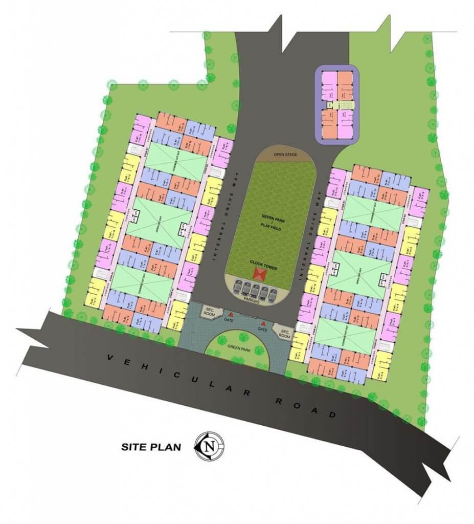 bga amrita abashan ii master plan image1