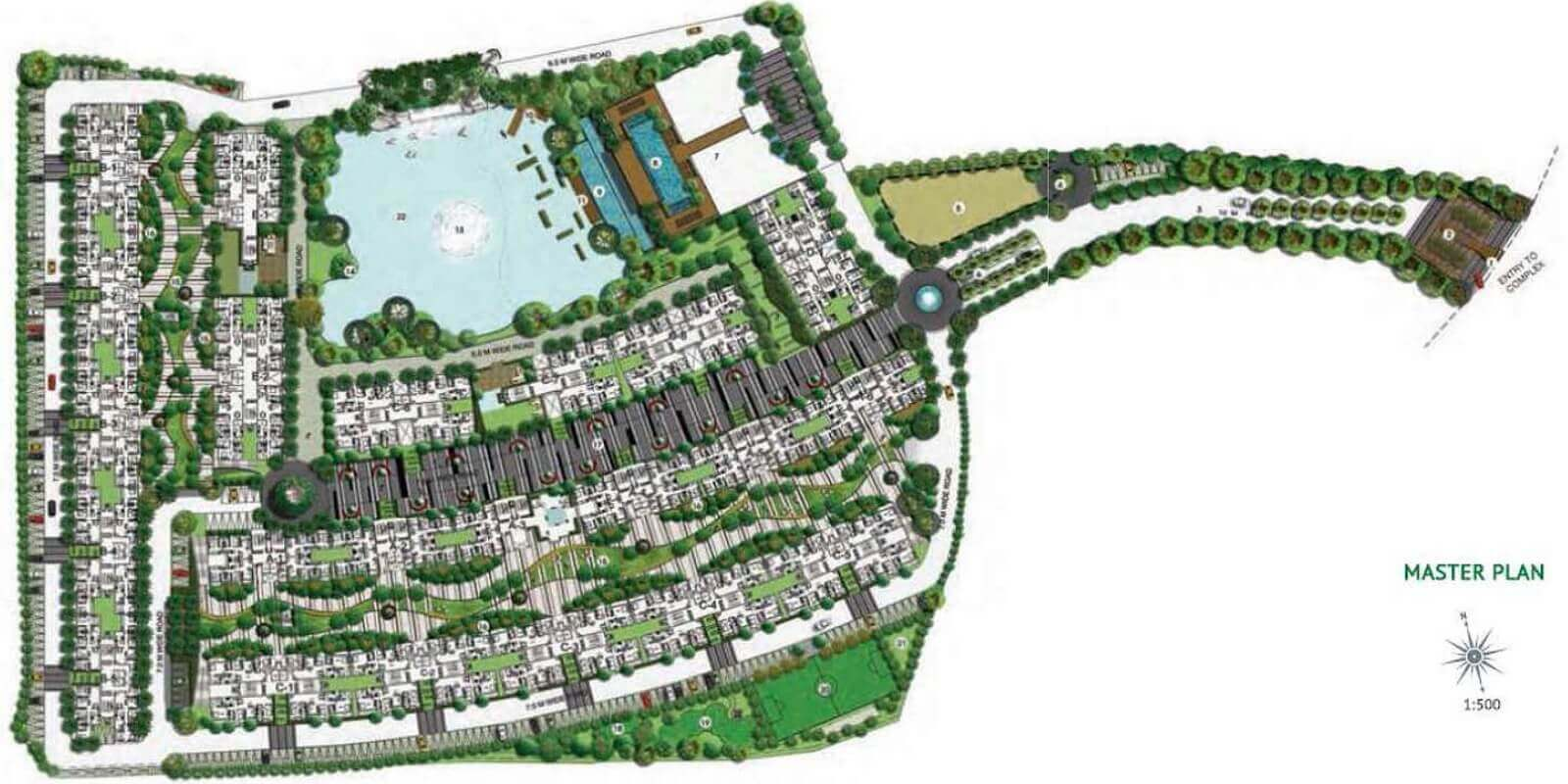 emami city master plan image1