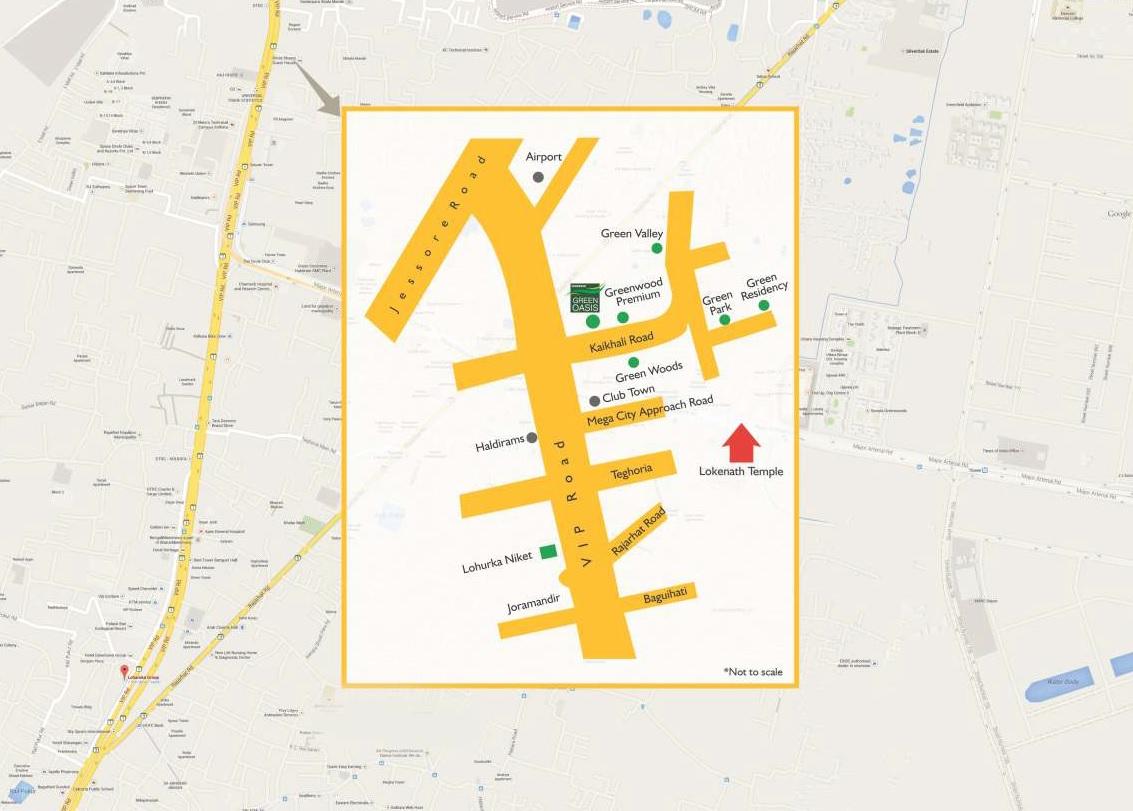 loharuka green oasis project location image1