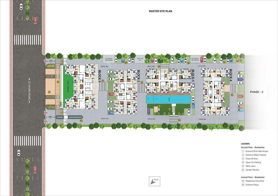 primarc aura master plan image1