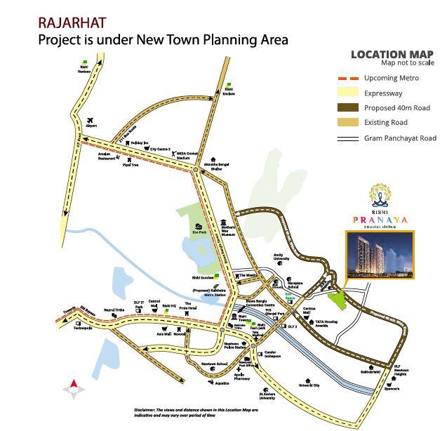 rishi pranaya phase i location image5