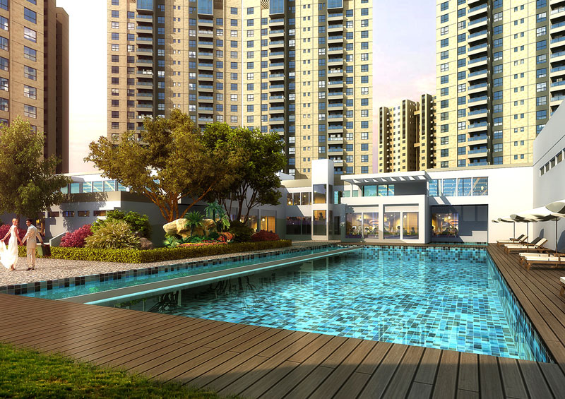 shapoorji pallonji joyville kolkata amenities features2