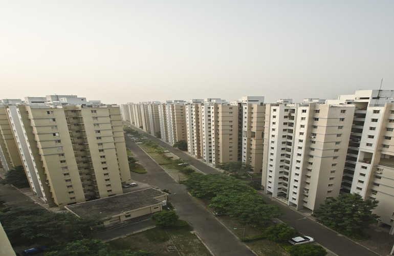 shapoorji pallonji shukho brishti project tower view2
