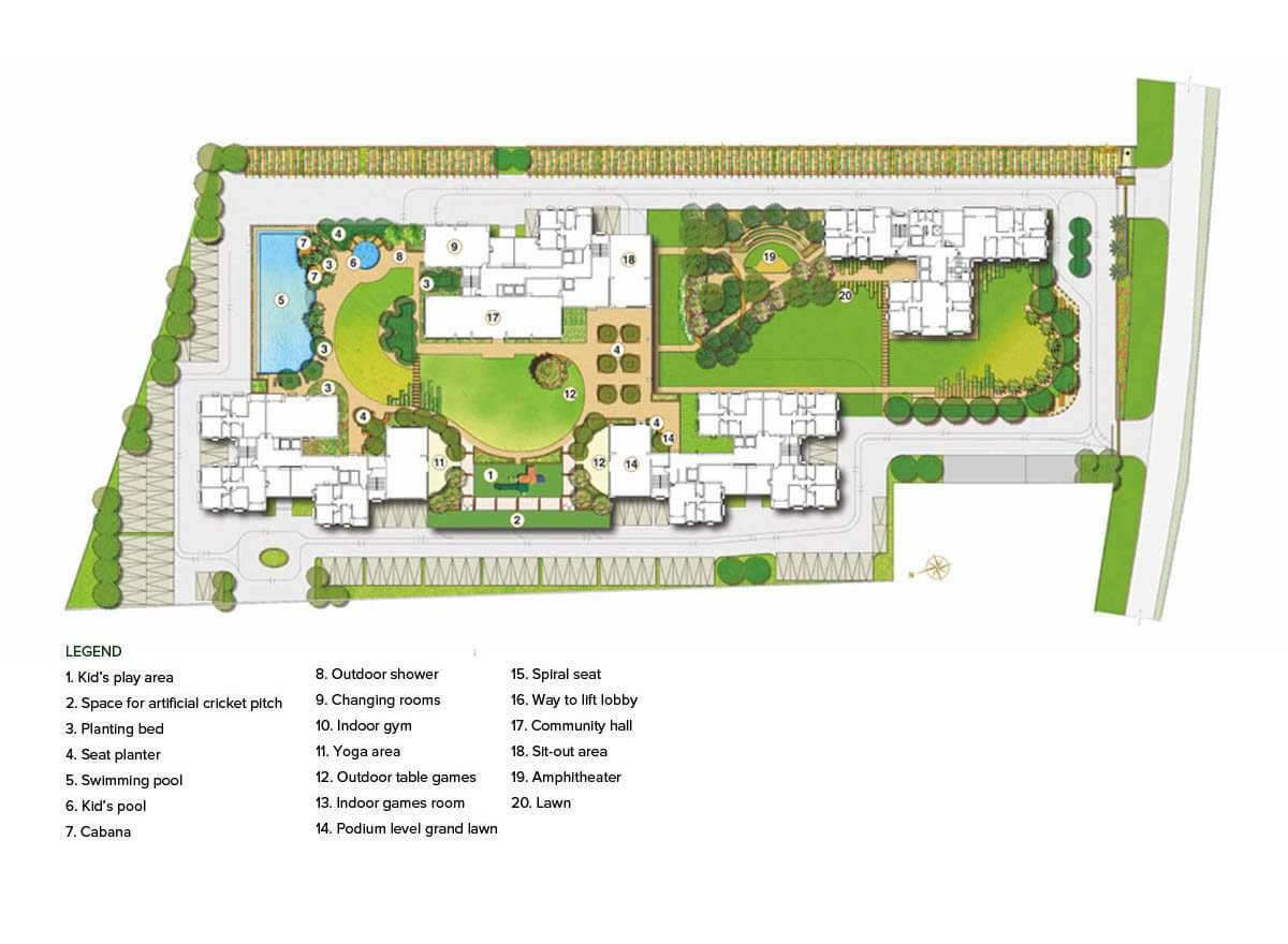 shivom utopia master plan image1