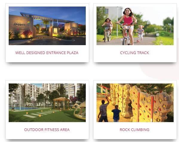 unimark sports city amenities features1