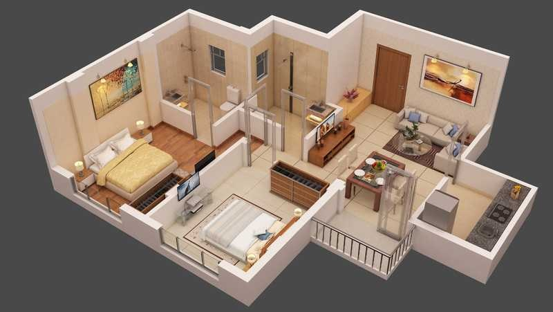 freshia apartments apartment 2 bhk 629sqft 20215527145536