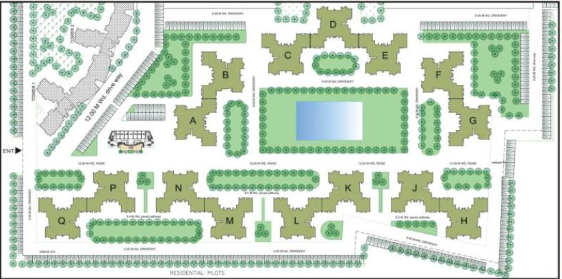 levana celebrity meadows master plan image1