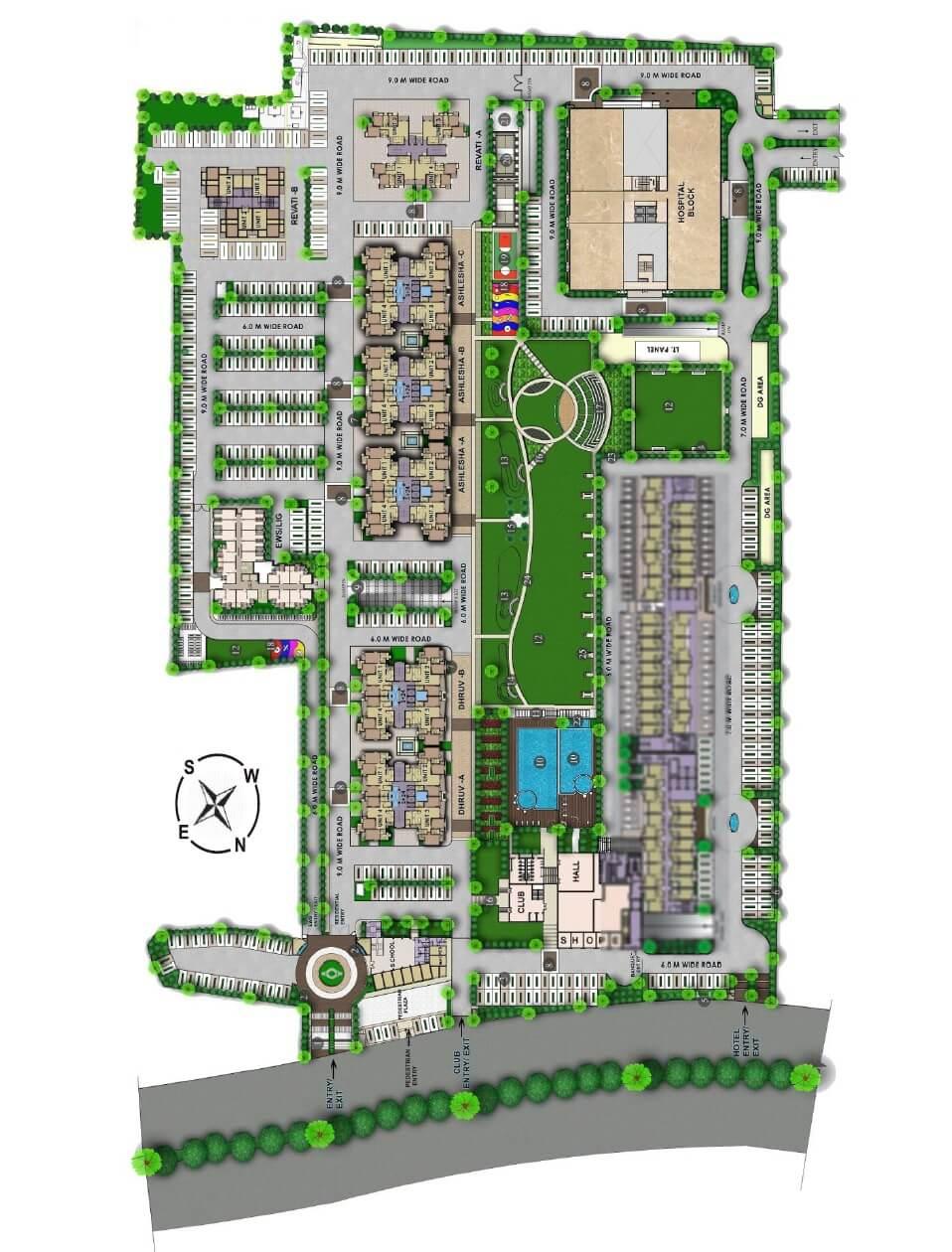 paarth aadyant master plan image1