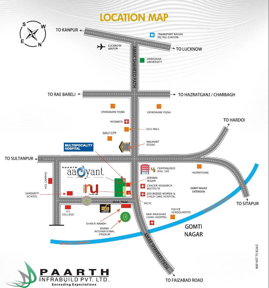 paarth arka location image1