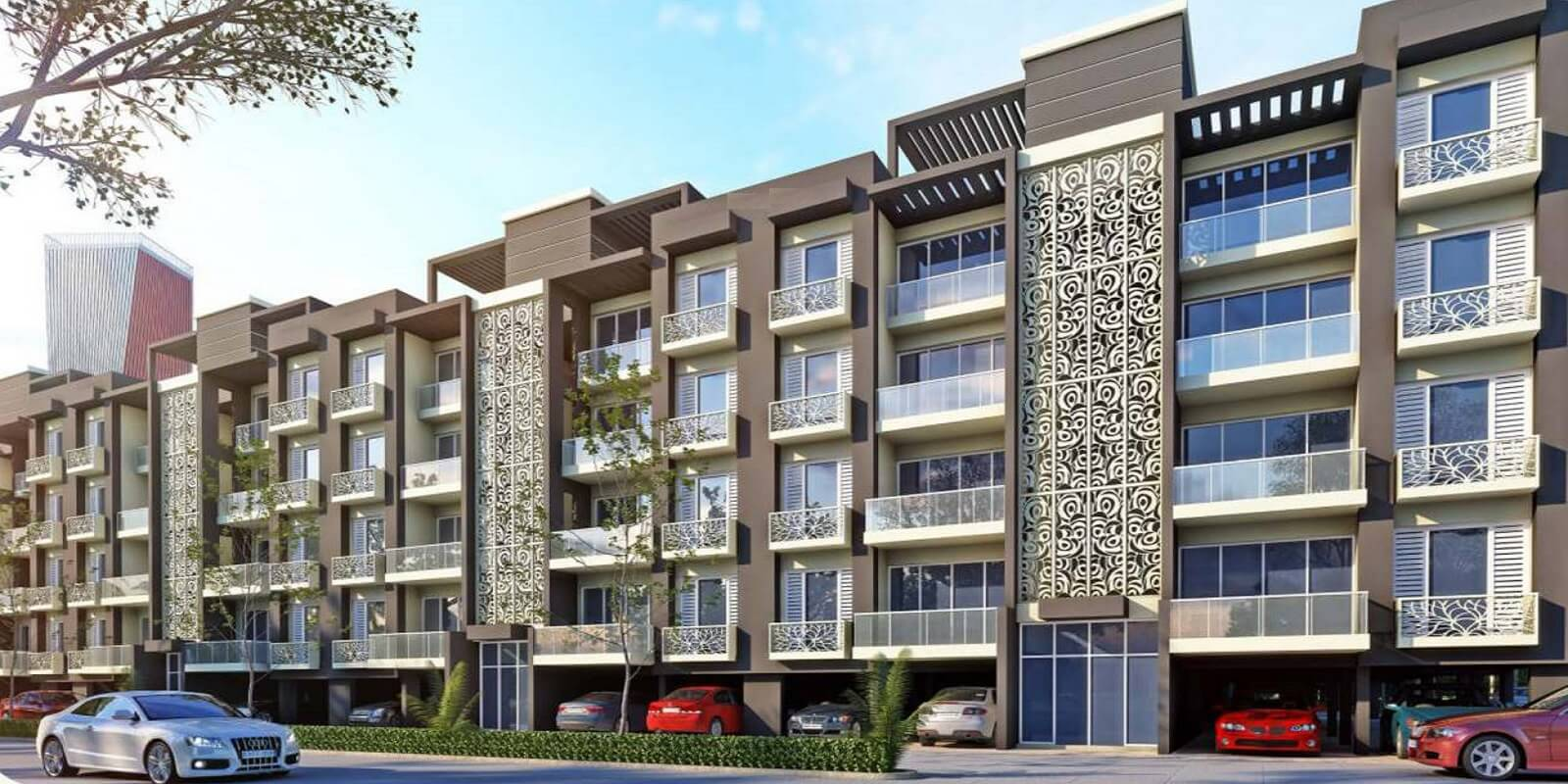 paarth infrabuild gardenia residency project large image1