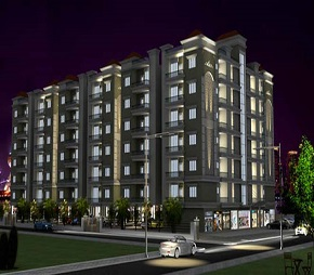Shri Balaji BCC Vision Apartment Flagship