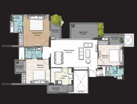 one oak atmos apartment 3 bhk 2000sqft 20201101101134