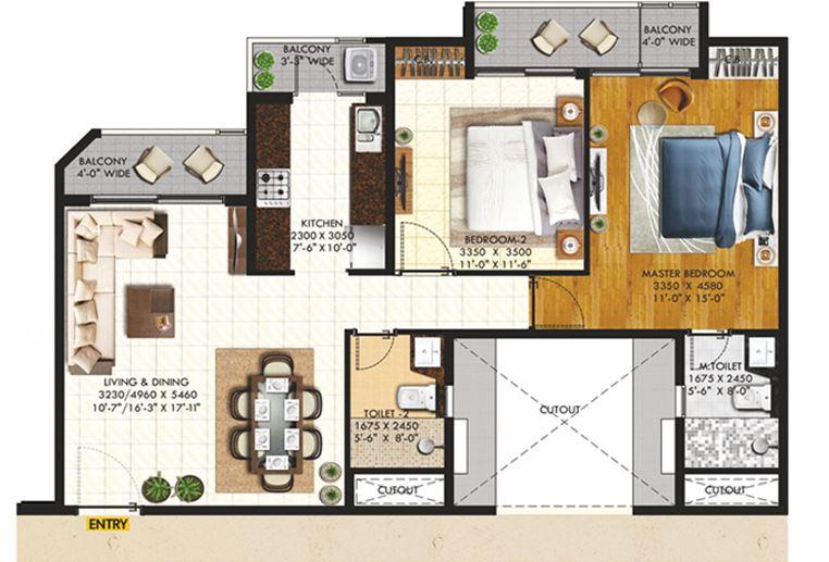 rishita mulberry heights apartment 2bhk 1343sqft 1