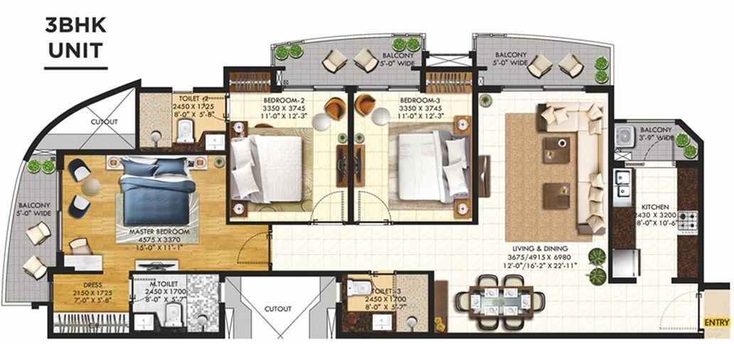 rishita mulberry heights apartment 3bhk 1886sqft 61