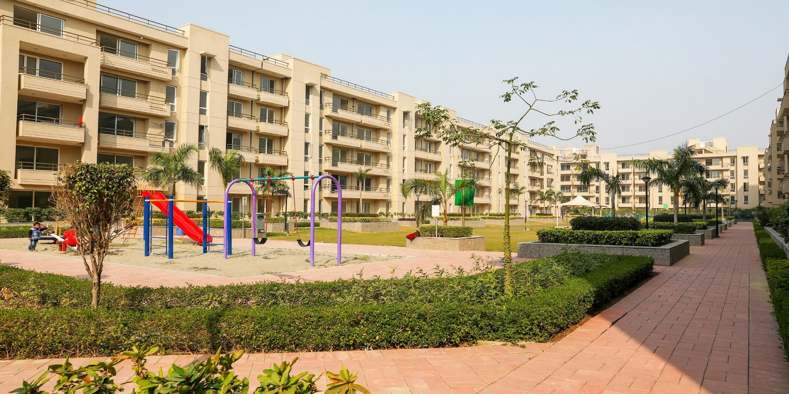 alpha g corp meerut one project tower view1