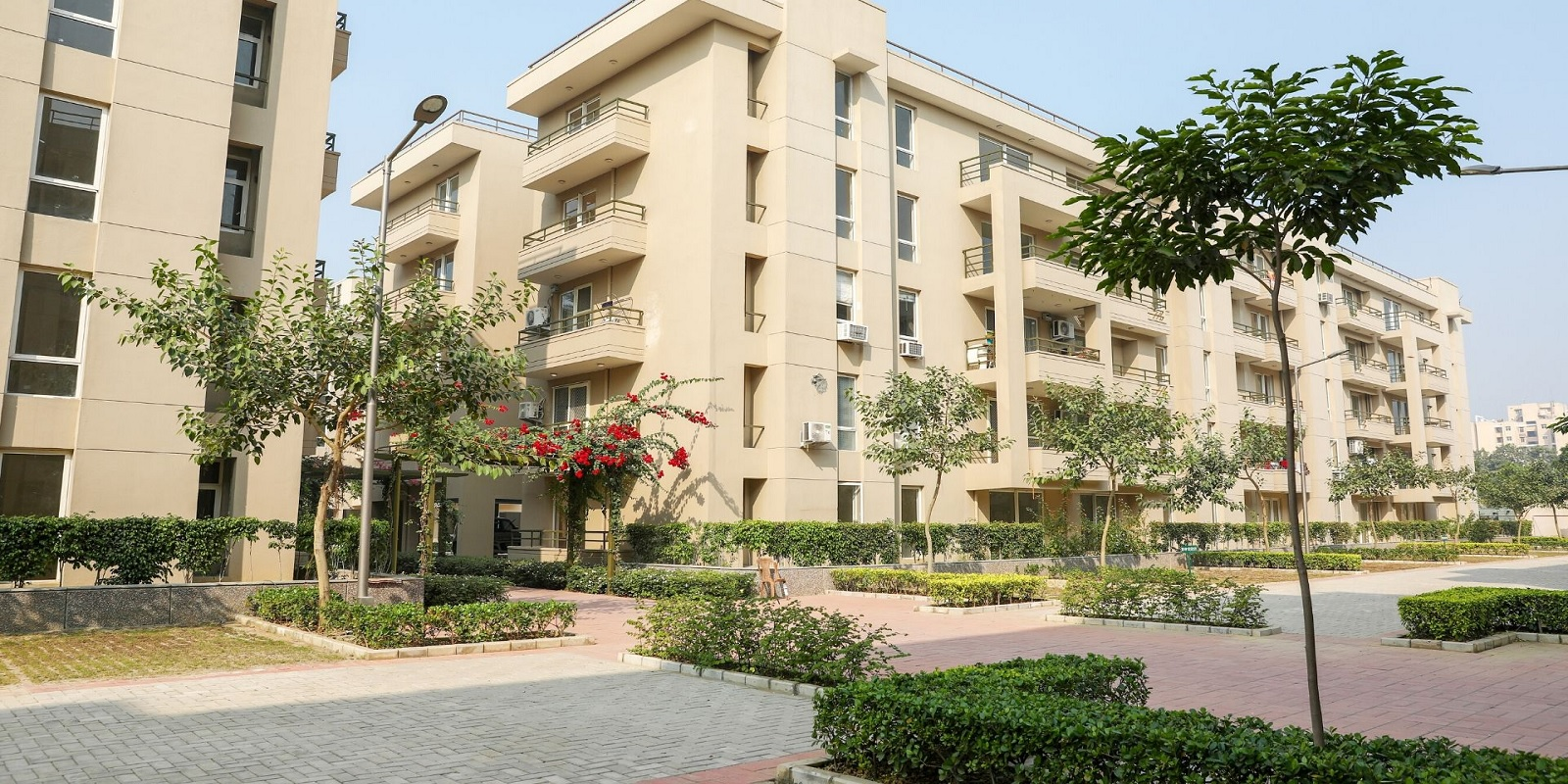 alpha g corp meerut one project tower view5