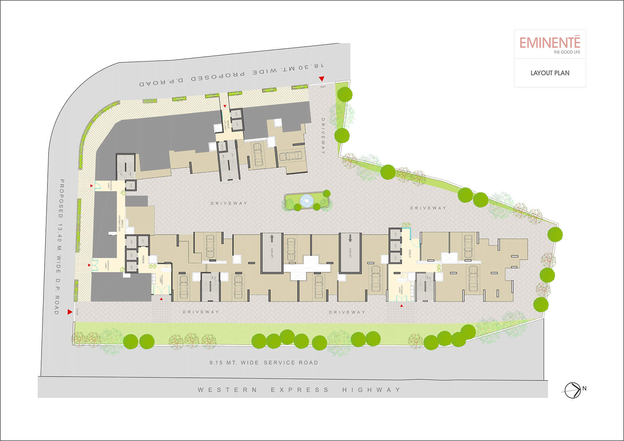 a and o realty eminente master plan image1