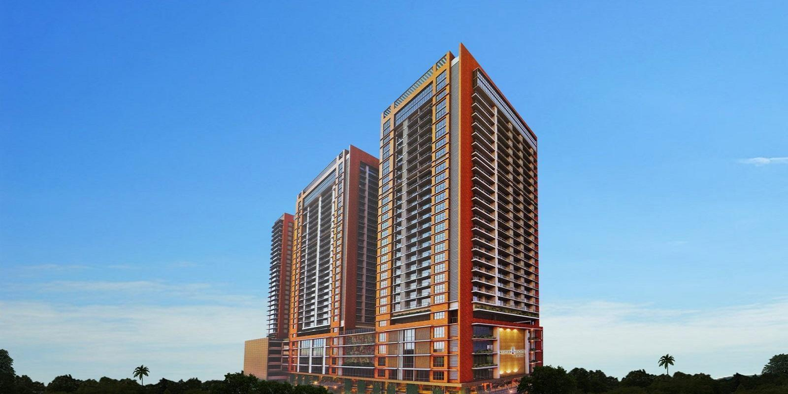 adani western heights sky apartments project large image1