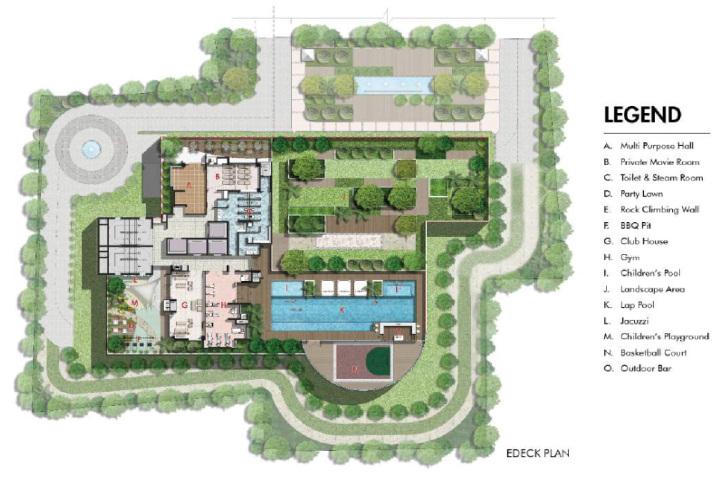 ahuja altus towers project master plan image1