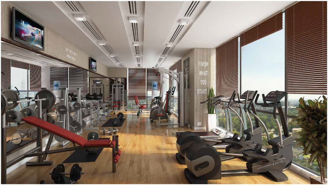 aikya signature project gymnasium image1