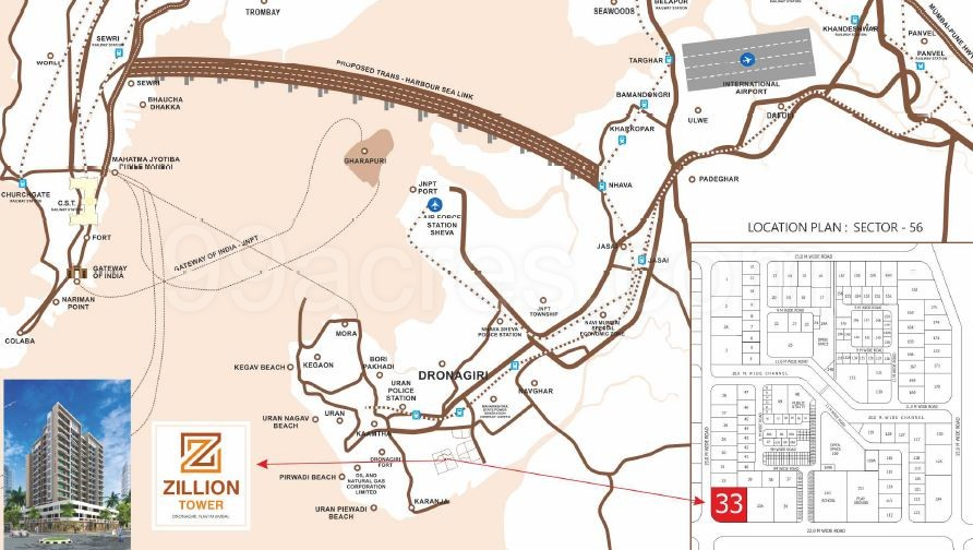 ana zillion tower location image1