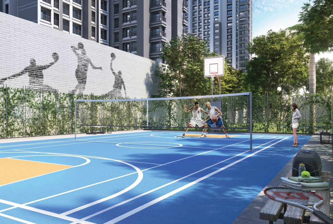 anantnath and forever city amenities features2
