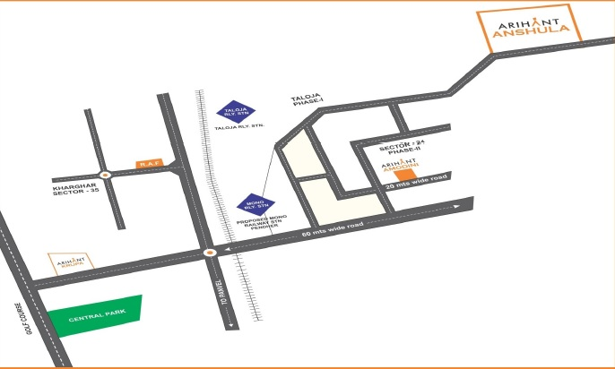 arihant anshula location image1