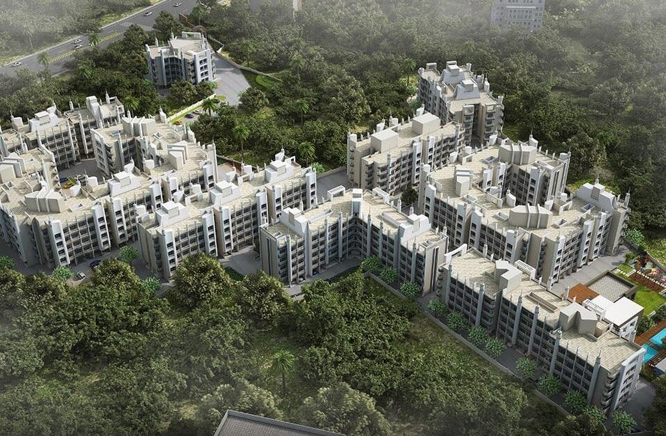 arihant anshula tower view7